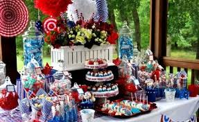 4th of july decorations patriotic 4th of july decorations table centerpieces fftk
