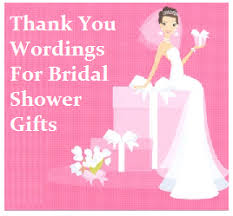 bridal shower thank you cards thank you messages bridal shower