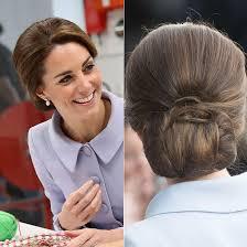 Hochsteckfrisurenen Hilfsmittel by Hochsteckfrisur Mit Haarnetz Herzogin Kate Hochsteckfrisuren Kates