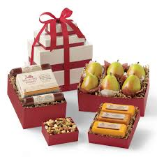 fruit gift fruitful gift tower gift purchase our fruit gift from hickory farms