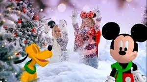 disney junior hd uk merry christmas advert 2014 king tv sat