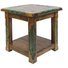 Southwest Outdoor Furniture by Southwest End Table U2013 Rustics For Less