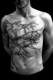 chest tattoos tattoos library
