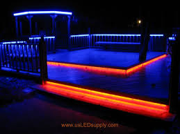 Outdoor Led Light Strips Led Deck Lights