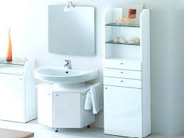 storage ideas for bathroom with pedestal sink bathroom pedestal sink storage cabinet bathroom pedestal sink