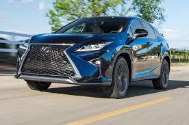 2016 lexus rx 350 vs 2016 lexus rx 350 f sport first test review best seat in the