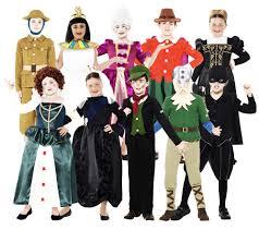horrible histories kids fancy dress book week historical childs