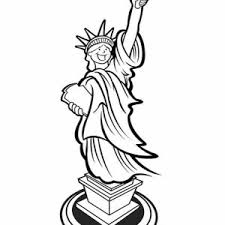 grover cleveland in statue of liberty coloring page grover