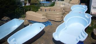 prefabricated pools poolyard fs above ground fiberglass pools house farm in