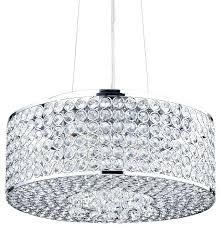 Modern Round Crystal Chandelier Modern Chrome Chandelier U2013 Edrex Co
