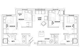 bath floor plans floor plans housing des moines ia