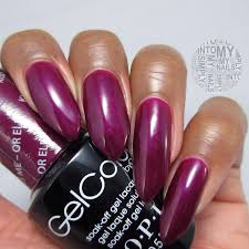 mini manicures opi gelcolor kiss me or elf simply into my nails