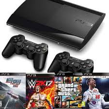 ps3 gaming console gaming consoles gamesngadget