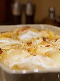 cuisine tartiflette tartiflette au fromage québécois ricardo