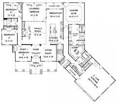 Craftsman House Floor Plans 228 Best House Plans Images On Pinterest Dream House Plans