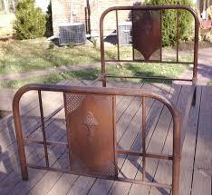 Vintage Metal Bed Frame 1920s Iron Bed Frame Bed Frame Katalog Bd9274951cfc