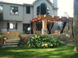 136 best chicago area pergola builder images on pinterest