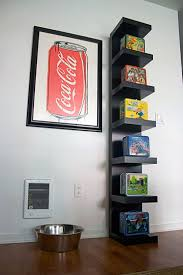Spine Bookshelf Ikea Benjamen U0027s Diy Pop Art U2014 House Call Wall Shelf Unit Shelves And