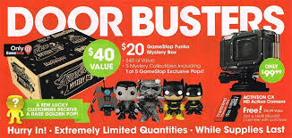gamestop black friday deals gamestop and funko team up for black friday