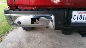 led bumper backup lights flush mount reverse led installed