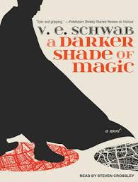 a conjuring of light audiobook free listen to darker shade of magic by v e schwab at audiobooks com