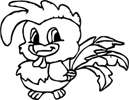farm animal coloring book chicken baby farm animal coloring page wecoloringpage