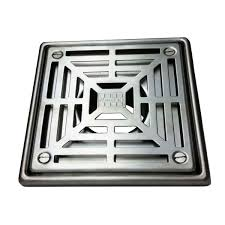 Chloraloy Shower Pan by Laticrete Hydro Ban Drain Grate Accessory