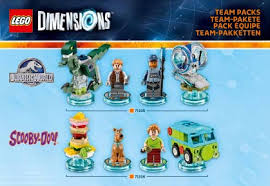 lego team pack scooby doo instructions 71206 dimensions