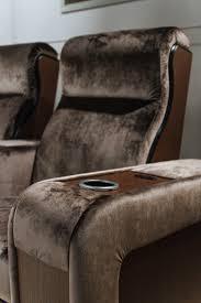 vismara details the awsome vismara design luxor recliner theater