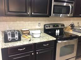 how to install a backsplash in the kitchen diy kitchen backsplash frills u0026 drills