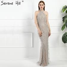 evening dresses halter backless diamond mermaid evening dresses