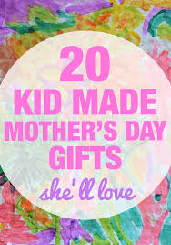 cheap mothers day gifts 20 kid made s day gifts she ll meri cherry
