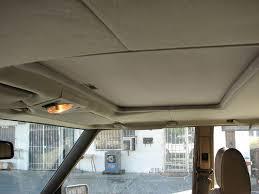 Headliner Upholstery Car Upholstery Sherman Oaks Auto Repair San Francisco Ca
