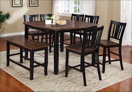 3 Piece Kitchen Table by Kitchen 3 Piece Kitchen Table Set Black Counter Height Table