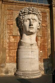 cortile della pigna fichier buste monumental d auguste cortile della pigna vatican
