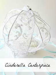 cinderella centerpieces cinderella centerpiece val event gal