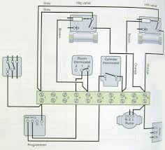 electrical installation in motorised valve wiring diagram
