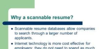 Scannable Resume Sonia Lynch All Resume Services Australia Blog