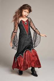 midnight vampiress costume for girls chasing fireflies and costumes