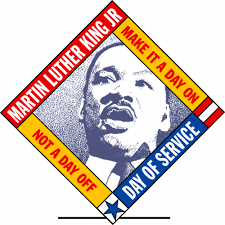Martin Luther King Day - Day of Service