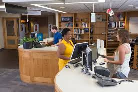 Library Reference Desk Borrow Using The Rit Library Infoguides At Rochester Institute