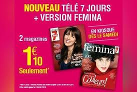 tele 7 jours recettes cuisine nouveau en occitanie version femina est avec télé 7 jours