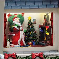 bradford exchange home decor amazon com thomas kinkade u0027twas the night before christmas