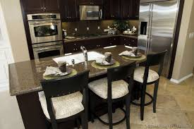 Black Painted Kitchen Cabinets by Dark Painted Kitchen Cabinets Wood Pantry Cabinet Black And Gray