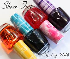 opi sheer tints top coats swatches and review all lacquered up