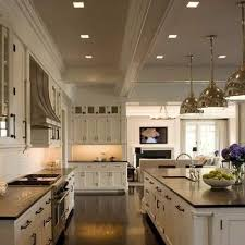 White Kitchen Cabinets With Black Granite And White Kitchen Design Ideas