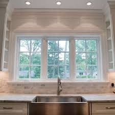 kitchen kitchen window over sink stunning on kitchen throughout