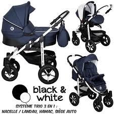 nouveau siege auto 329 cdisnotre best seller la poussette trio black white 3 en 1
