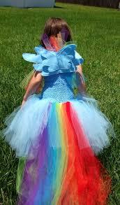 Pony Rainbow Dash Halloween Costume 25 Pony Dress Ideas Pony