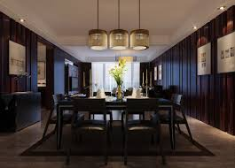 dark brown walls in dining room house decor picture dark brown dining room walls